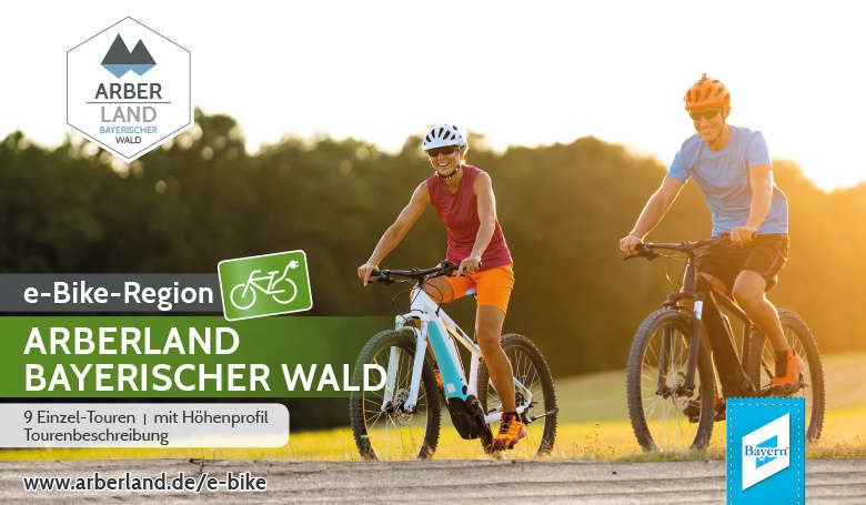 e-Bike-Region ARBERLAND