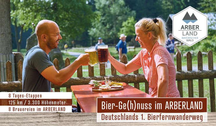 1. Deutscher Bierfernwanderweg
