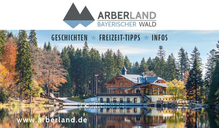 Imagebroschüre ARBERLAND Bayerischer Wald