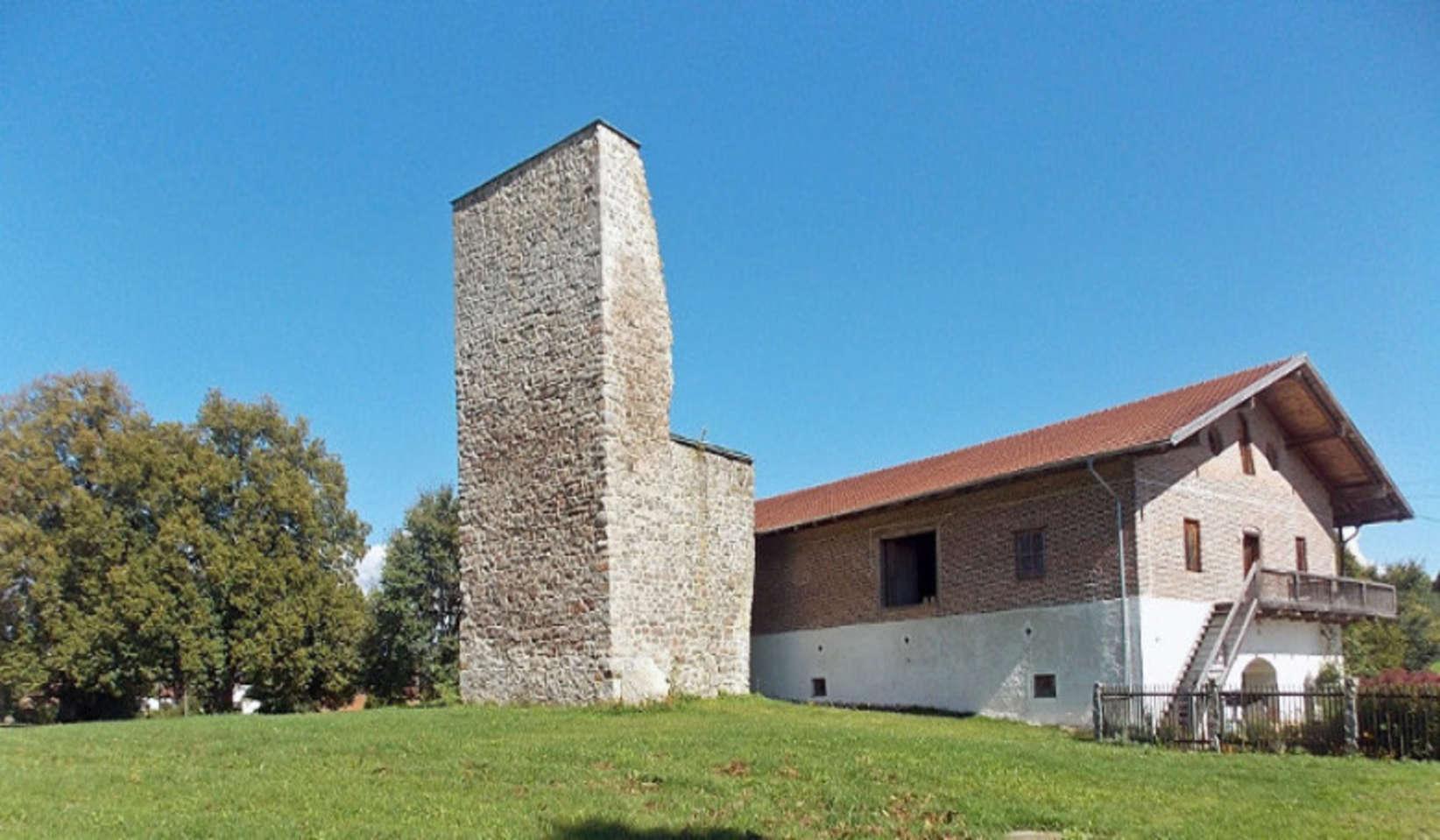 Burgruine Linden