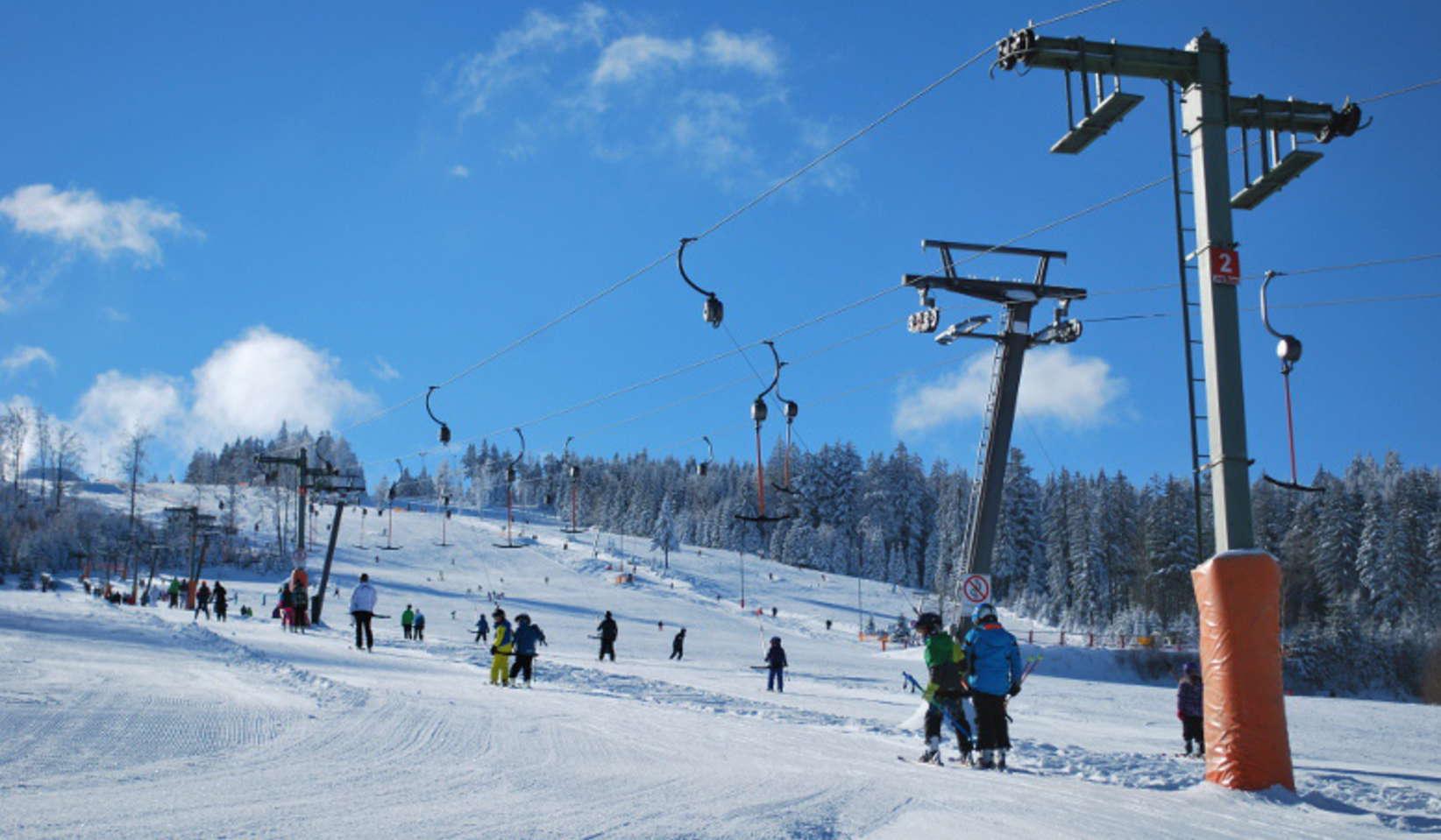 Skigebiet Gei 223 Kopf