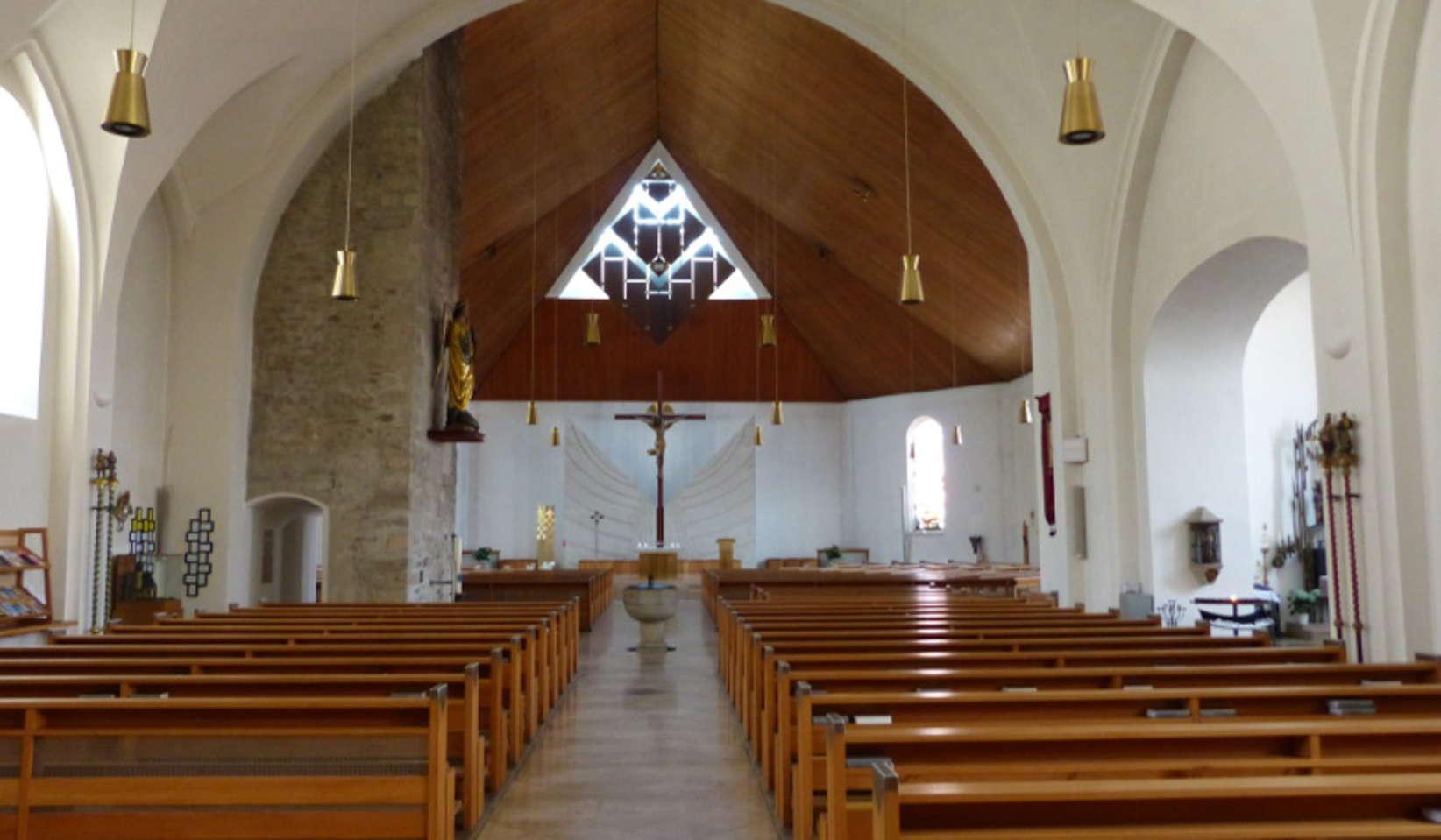 Stadtpfarrkirche St Michael
